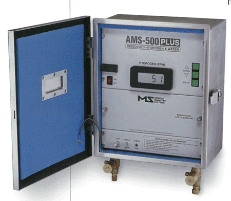 AMS-500 on-line dissolved hydrogen monitor