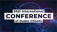 2021 International Conference of Doble Clients | Virtual