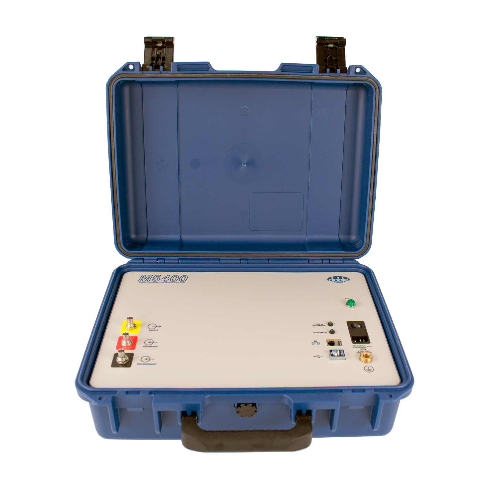 Electrical Testing Equipment List : M sweep frequency response analysis doble