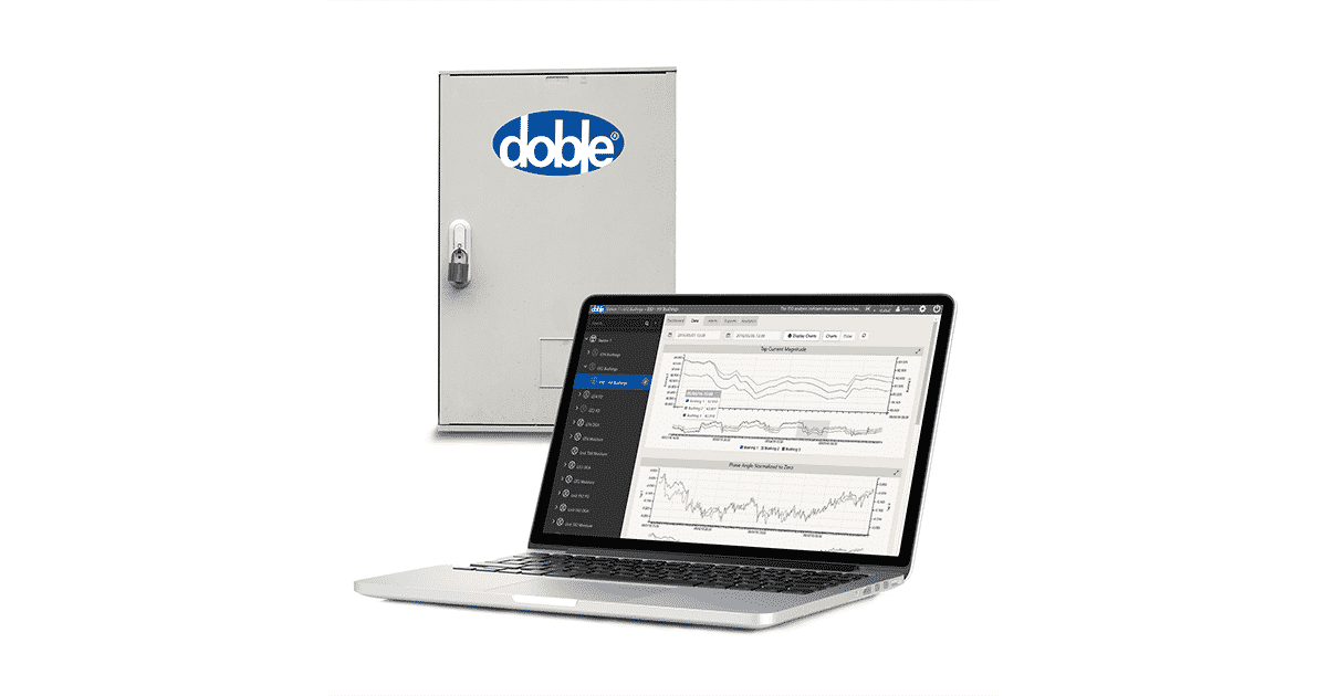 Dobleprime Condition Monitoring System Doble Engineering